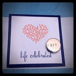 Keep Collective BFF charm
